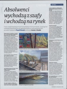 Polska Cafe - The Times 25.11.13